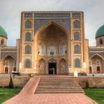 Uzbekistan en grupo organizado