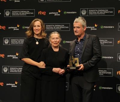 Amama: Premio Irizar al cine vasco