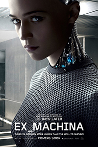 Poster Ex Machina