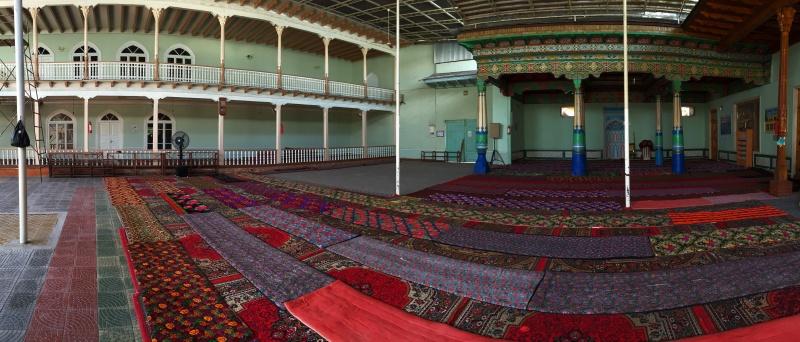 Mezquita Chakar